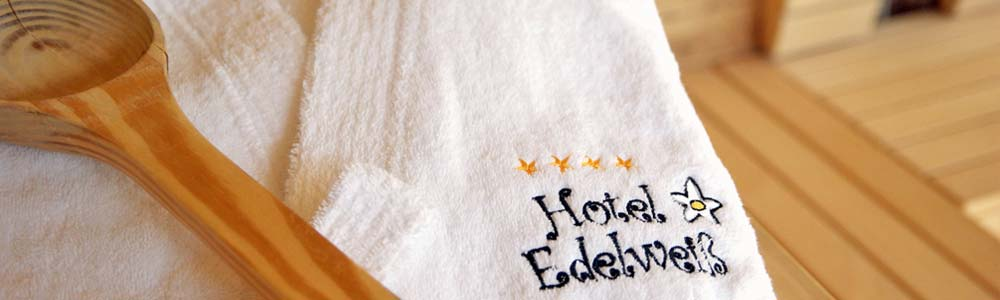 Hotel Pension Logo sticken lassen
